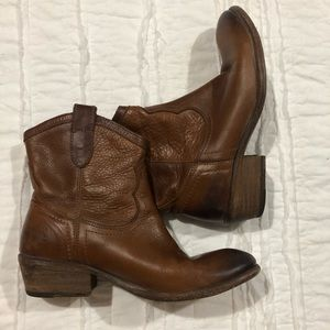 Frye Ankle Boots!